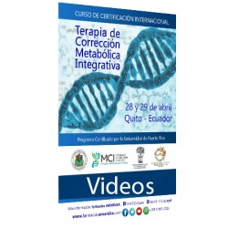 VIDEO CURSO DE TERAPIA INTEGRATIVA DE CORRECION METABOLICA