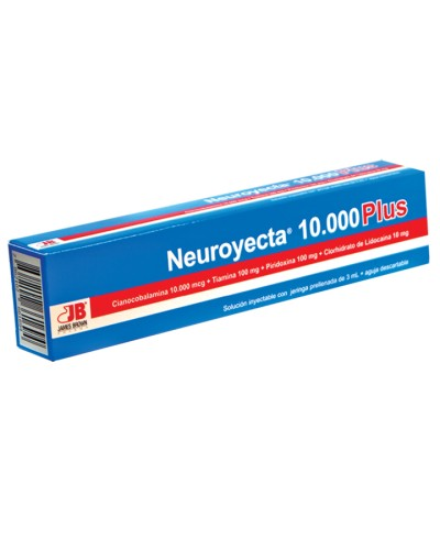 Neuroyecta 10000 U.I.